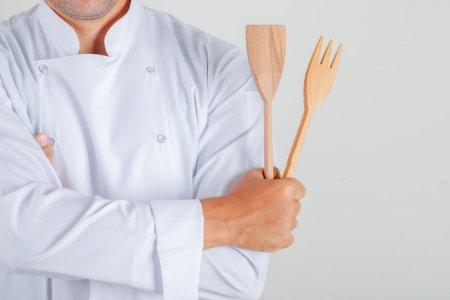Viete aký je rozdiel medzi šéfkuchárom a inými kuchármi?